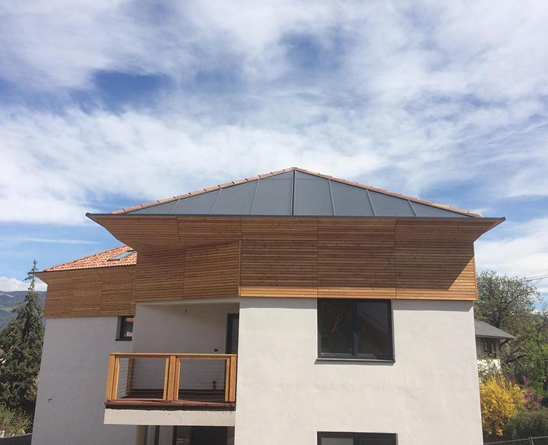 Pannello Solare Termico Tetto : Pannelli solari termici per acqua calda sanitaria