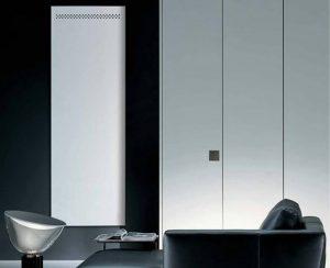 I radiatori elettrici a soffitto o a parete possono avere un timer elettronico