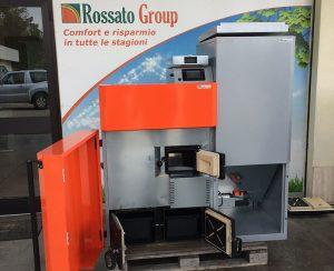 Le Caldaie policombustibile Rossato sono prodotti affidabili, realizzati con i migliori materiali