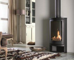 Alcuni modelli di camini e stufe a gas Wanders hanno un doppio bruciatore e quindi permettono di regolare la temperaura calore senza sacrificare l'effetto della fiamma