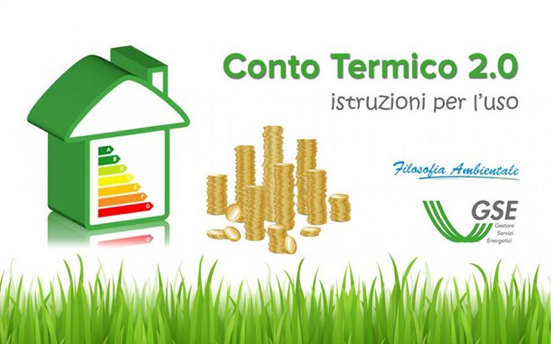 Energie Alternative svolge tutte le pratiche per il conto termico 2.0, le detrazioni fiscali al 50 e 65% e la certificazione energetica