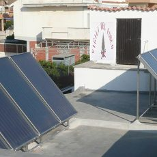Impianto Solare per i Vigili del Fuoco a Torvajanica