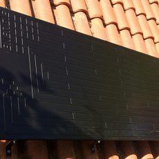 Solare Termodinamico per abitazione privata a Albano
