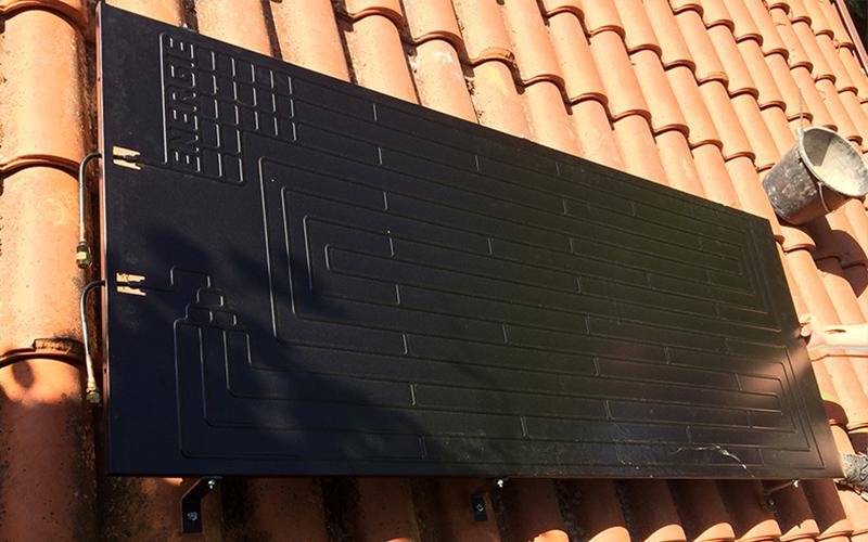 Il solare termodinamico produce acqua calda h24 sette giorni su sette